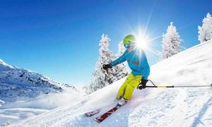 Estación de Esquí La Pinilla: Esquía todos los días que quieras con forfait de temporada para 1 persona en La Pinilla desde 169 €