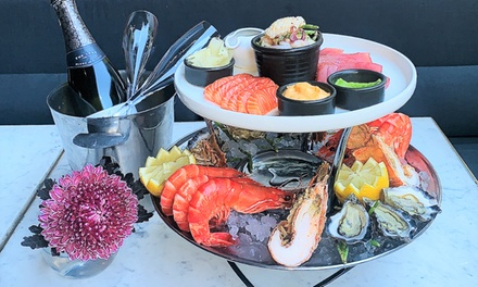 Seafood Platter and Bottle of Wine $79, 4 $158 or 6 Ppl $237 at Buvette Bistro & Wine Bar Up to $555 Value