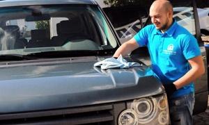 Home Clean Car: 1x od. 2x professionelle Pkw-Aufbereitung von innen wie außen per Hand bei Home Clean Car (46% sparen*)