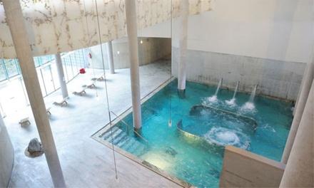 Huesca: 1-5 noches para 2 con vistas a la montaña, spa y opción a desayuno o media pensión en Balneario de Panticosa