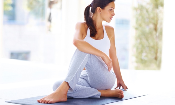 Yoga I.S. - East Louisville: One or Three Months of Unlimited Yoga-Fitness Classes at Yoga I.S. (Up to 78% Off)