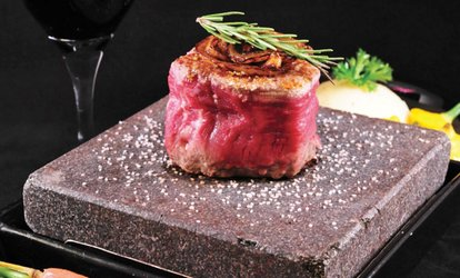 image for $25 towards Dinner at Rok Steakhouse & Grill. Two Options Available.