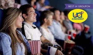 UCI KINOWELT: 5 Kinogutscheine für alle 2D-Filme inklusive Überlänge und Loge in der UCI KINOWELT (52% sparen*)
