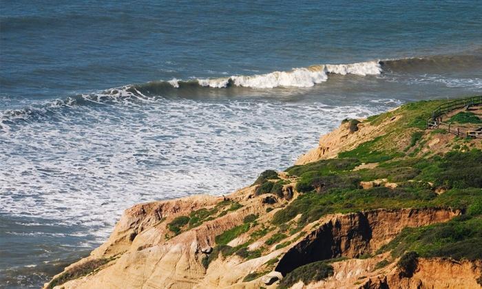 Beachfront Hotel in San Diego