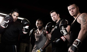 Beastmode Boxing And Fitness: Four Weeks of Unlimited Boxing or Kickboxing Classes at BEASTMODE BOXING AND FITNESS (62% Off)