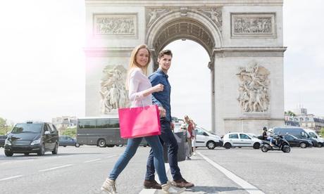 Paris Champs-Elysées: camera doppia standard con colazione opzionale per 2 persone presso Hotel París Neuilly 4*