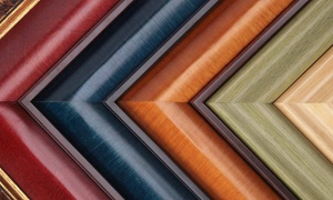 Framewoods of Topeka: $25 for $50 Worth of Framing at Framewoods of Topeka
