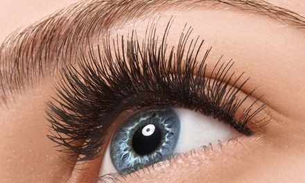 Light $59, Medium $69 or Max $89 2D 3D Volume Eyelash Extensions at Forall Japan Up to $289 Value