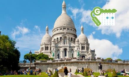 Parigi: camera doppia comfort per 2 persone con colazione e vista Sacro Cuore opzionali al Best Western Le 18 Paris 4*