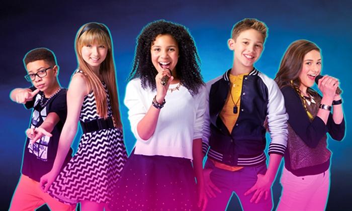 "KIDZ BOP: ""Dream Big, Sing Loud"" Tour - Ralston Arena: Kidz Bop Kids  at Ralston Arena on October 4 at 2 p.m. (Up to 56% Off)"