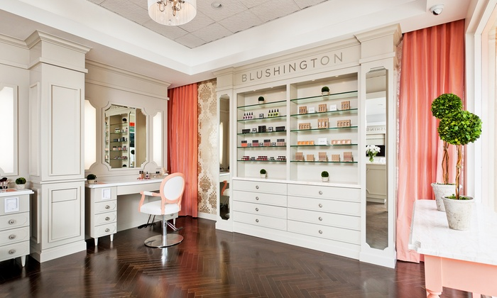 Blushington Makeup Beauty Lounge