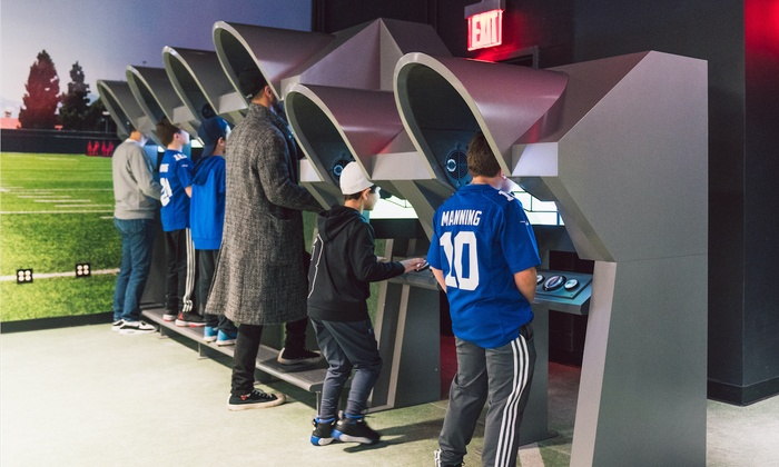 Up to 36% Off Admission to NFL Experience Times Square 0fb5075102cdf