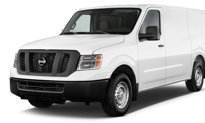 Fetch - Truck Rental - Roswell: $10 Off $20 Worth of Truck / Trailer