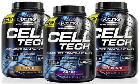 Performance Series Cell Tech;  3lb. or 6lb.