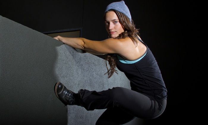 Bodies in Motion - Southeast Boise: Three-Session American Ninja Training Course for One or Two at Bodies in Motion (52% Off)
