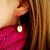 Custom Initial Earrings