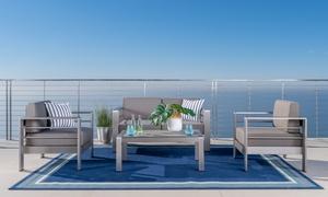 Aria Outdoor Seating Set (4-Piece)