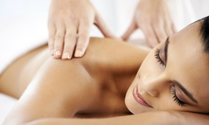 CLP MED SPA: One or Three 60-Minute Custom Massages at CLP Med Spa (Up to 57% Off)