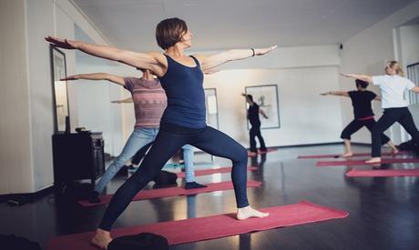 1 Monat Yoga-Mitgliedschaft für 1 oder 2 Personen im Tai Chi Zentrum Koblenz