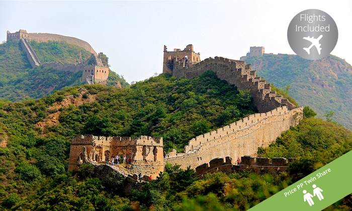 Travel Asia - Beijing: Beijing: $999 Per Person for a 7-Night China Orient Tour with Flights and Meals with Travel Asia