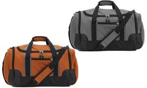 "Wrangler Multi-Pocket Duffel Bag (20"", 24"", or 28"")"