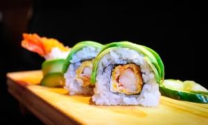 Shoga Temakeria: Combinado de 36 o 72 piezas de sushi + delivery en Shoga Temakeria