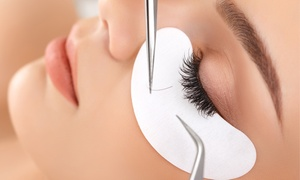 Paulynn Brow Effect: One Set of Premium Eyelash Extensions with Optional Fill at Paulynn Brow Effect (Up to 55% Off)