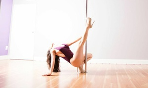SEXYSASSYSTRONG FITNESS, DANCE, & POLE STUDIO: Classes at Sexy Sassy Strong Fitness Dance & Pole Studio (Up to 70% Off). Three Options Available.