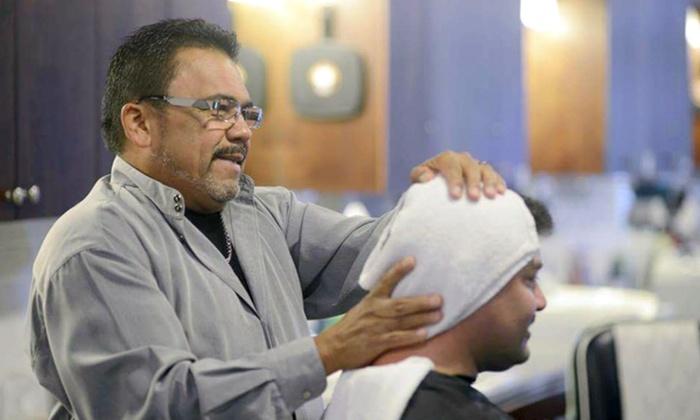 Robert the Barber - Robert the Barber: A Men's Haircut from Robert the Barber (61% Off)