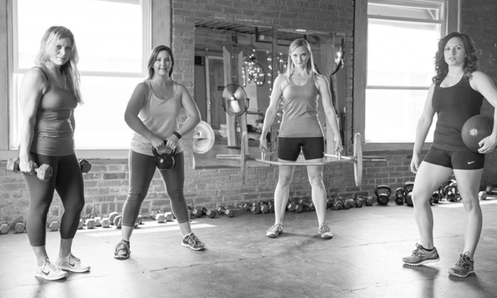 Freight House Fitness - Downtown Kansas City: $26 for Two 30-Minute Personal-Training Sessions at Freight House Fitness ($80 Value)