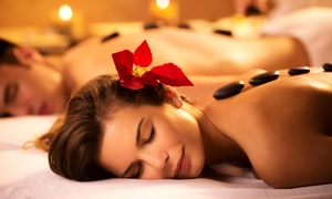 Super Foot Spa: Hot Stone Massage and Reflexology Package for One or Two at Super Foot Spa (Up to 31% Off)