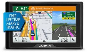 Garmin DriveSmart 50LMT-HD GPS Navigator (Manufacturer Refurbished)