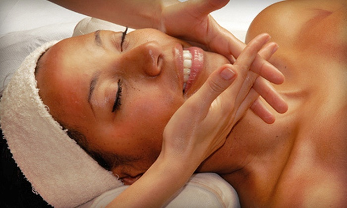 Copper Fox Spa - Altadore: Basic Facial and Pedicure with Option for Half-Hour Massage at Copper Fox Spa (Up to 54% Off)