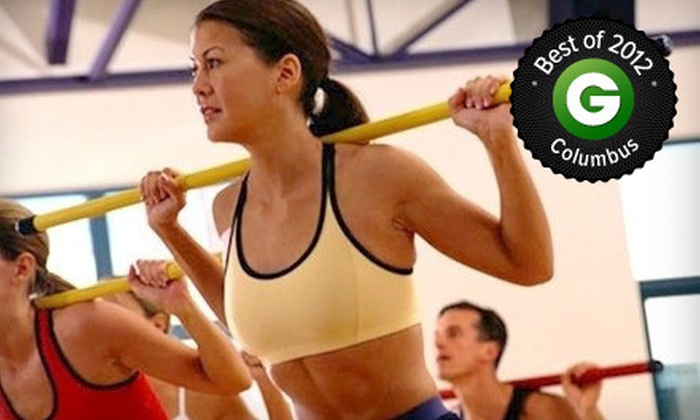 Body by Todd - Columbus: $29 for a Six-Week GreatShape Non-Impact Bootcamp at Body by Todd ($399 Value)