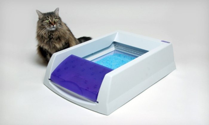 ScoopFree Self-Cleaning Litter Boxes: ScoopFree Original or Ultra Self-Cleaning Litter Box (Up to Half Off). Free Shipping. Free Returns.