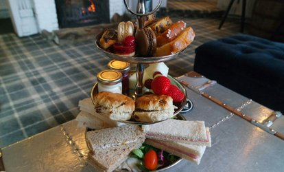 image for Traditional or Sparkling Afternoon Tea for Two or Four at Merry Fiddlers Restaurant (Up to 35% Off)