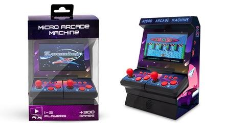 Mini arcade con 300 giochi