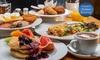 AYCE Buffet Breakfast with Drinks