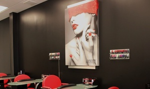 The Salon Professional Academy: Up to 53% Off Mani-Pedis at The Salon Professional Academy