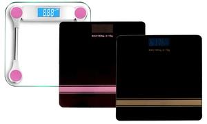 Glass Digital Bathroom Scales
