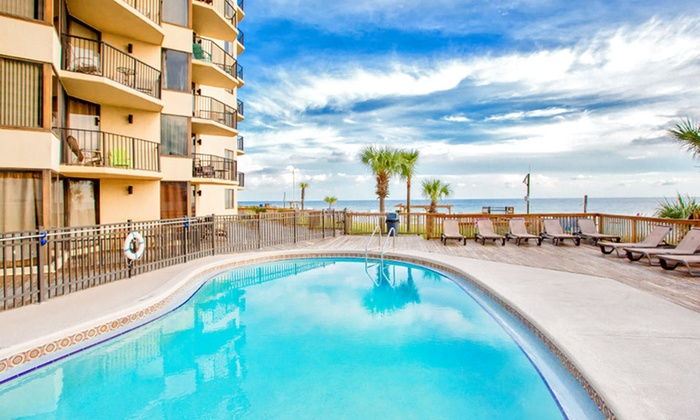 Sunbird Beach Resort - Panama City Beach, Florida: Stay at Sunbird Beach Resort in Panama City Beach, FL; Dates into February Available