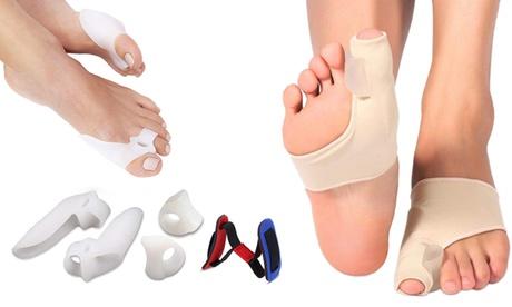 Kit de 7 piezas para reducir el dolor y tratar los juanetes