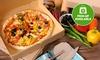 Two Medium Takeaway Pizzas