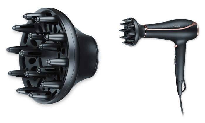Sèche cheveux moteur AC, Beurer HC 80