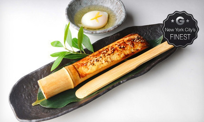 Zenkichi - Williamsburg: $25 for $50 Worth of Upscale Japanese Cuisine at Zenkichi