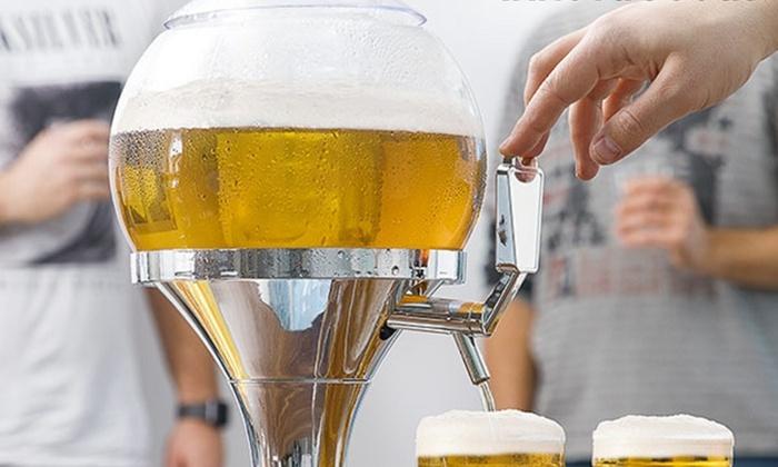 Spillatore per birra groupon goods - Spillatore birra da casa ...