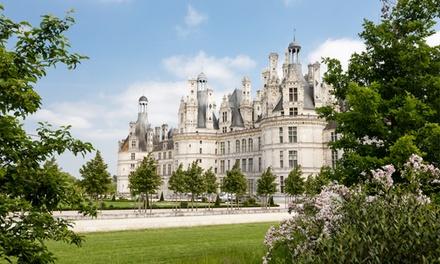 Châteaux de la Loire : chambre Standard/Large/Quadruple avec pdj pour 2 ou 4 pers. à l'Hotel L'Orée Des Châteaux