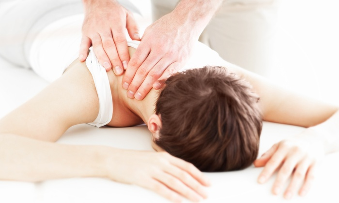 Dr. Nicholas A. Grande, Chiropractor - Crofton: $29 for a Chiropractic Consultation and One-Hour Massage from Dr. Nicholas A. Grande, Chiropractor ($150 Value)