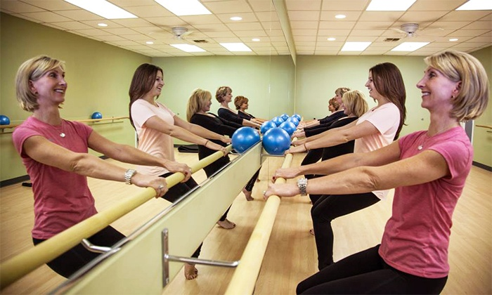 Pilates Fitness Center Norman - Norman: 5 or 10 Barre Classes at Pilates Fitness Center Norman (Up to 53% Off)