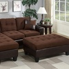 Sectionals with Ottoman Set from Ocean Furniture